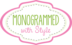 Monogrammed With Style